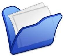 dossier bleu 700